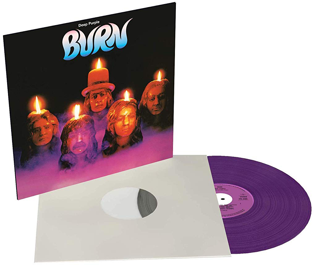 Deep Purple Deep Purple. Burn (LP) cd deep purple infinite