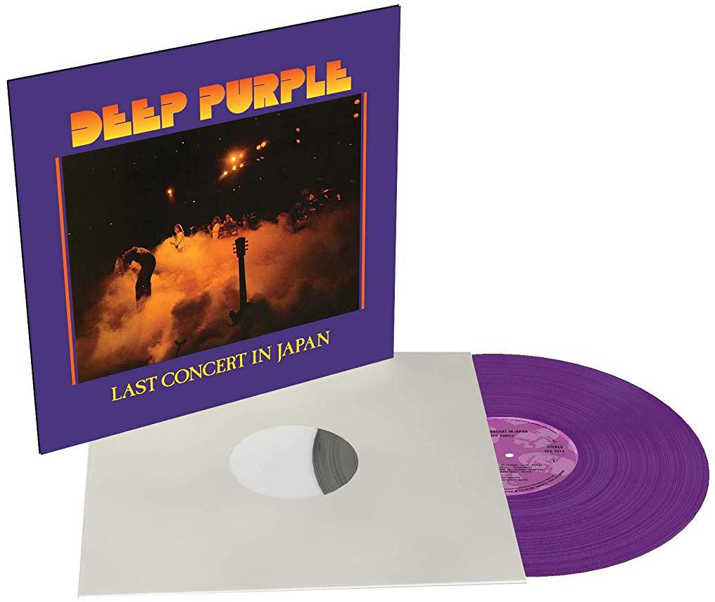 Deep Purple Deep Purple. Last Concert In Japan (LP) deep purple deep purple made in japan 2 lp 180 gr