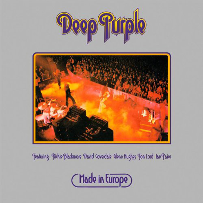 Deep Purple Deep Purple. Made In Europe (LP) cd deep purple infinite