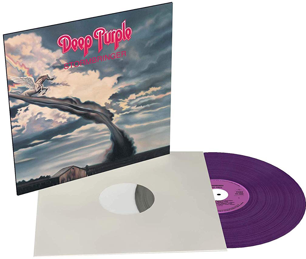 Deep Purple Deep Purple. Stormbringer (LP) deep purple deep purple the book of taliesyn lp