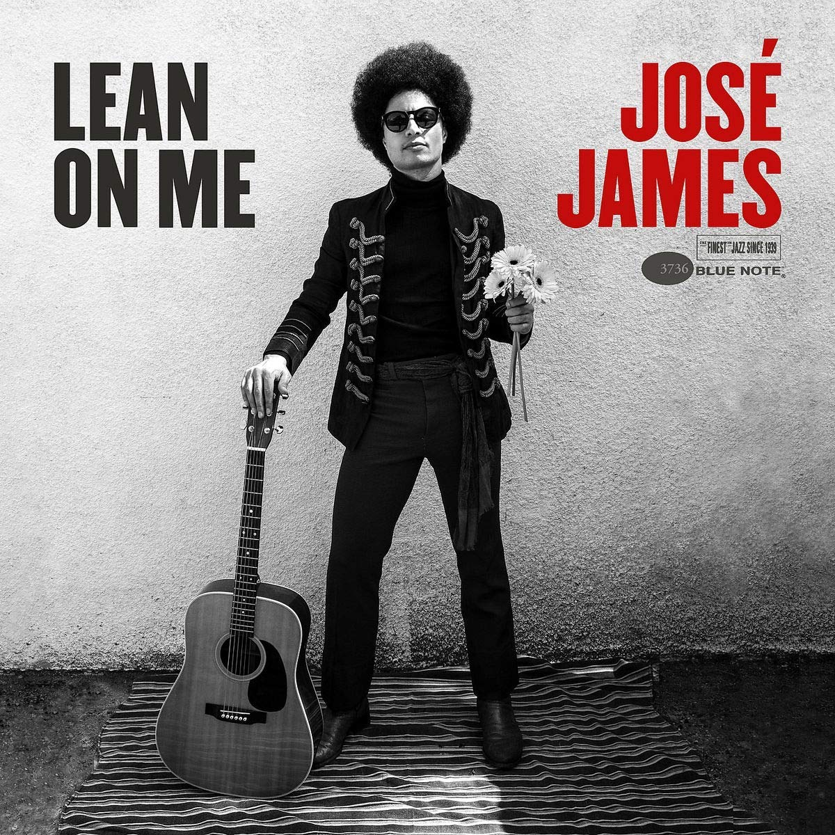 Хосе Джеймс Jose James. Lean On Me (LP) jools holland jose feliciano jools holland jose feliciano as you see me now 180 gr