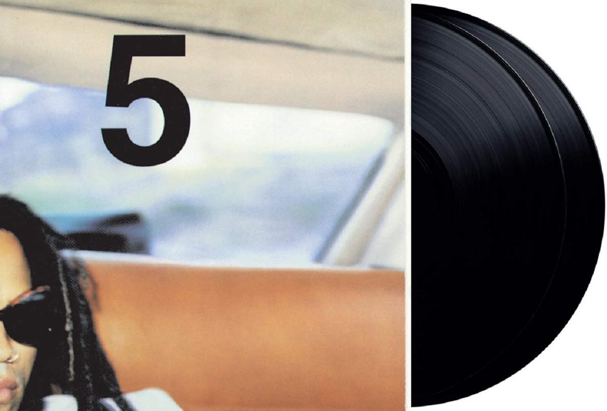 лучшая цена Ленни Кравиц Lenny Kravitz. 5 (LP)