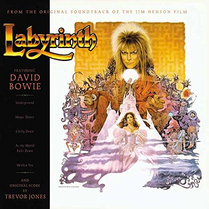 Дэвид Боуи David Bowie. Labyrinth (LP)