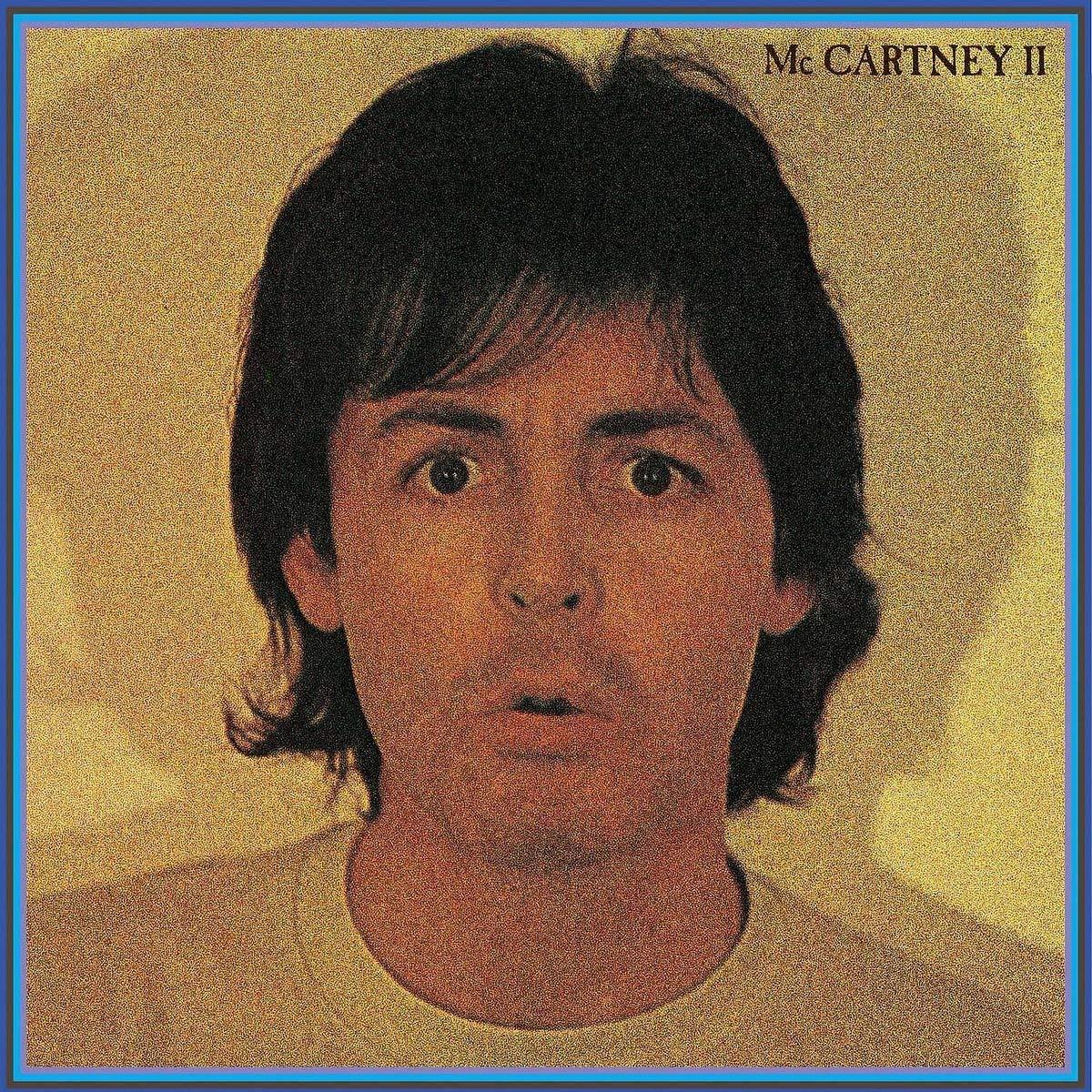 Пол Маккартни Paul Mccartney. McCartney II (LP) paul mccartney ram