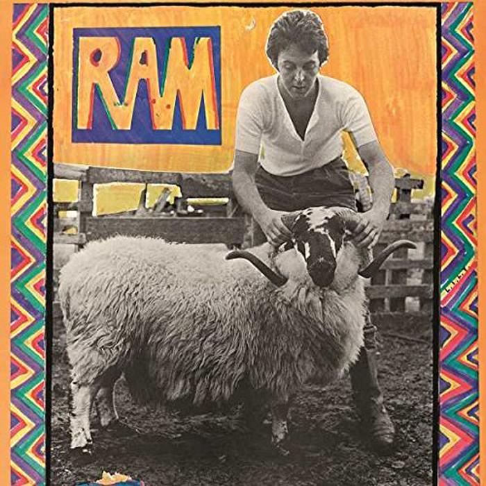 Пол Маккартни,Линда Маккартни Paul And Linda McCartney. Ram (LP) paul mccartney ram