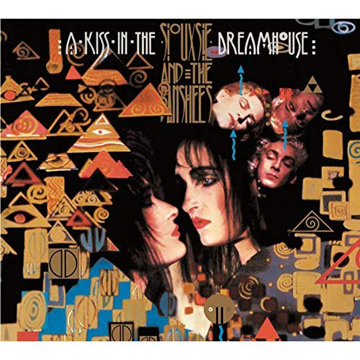 Siouxsie And The Banshees Siouxsie And The Banshees. A Kiss In The Dreamhouse (LP) susan mallery a kiss in the snow