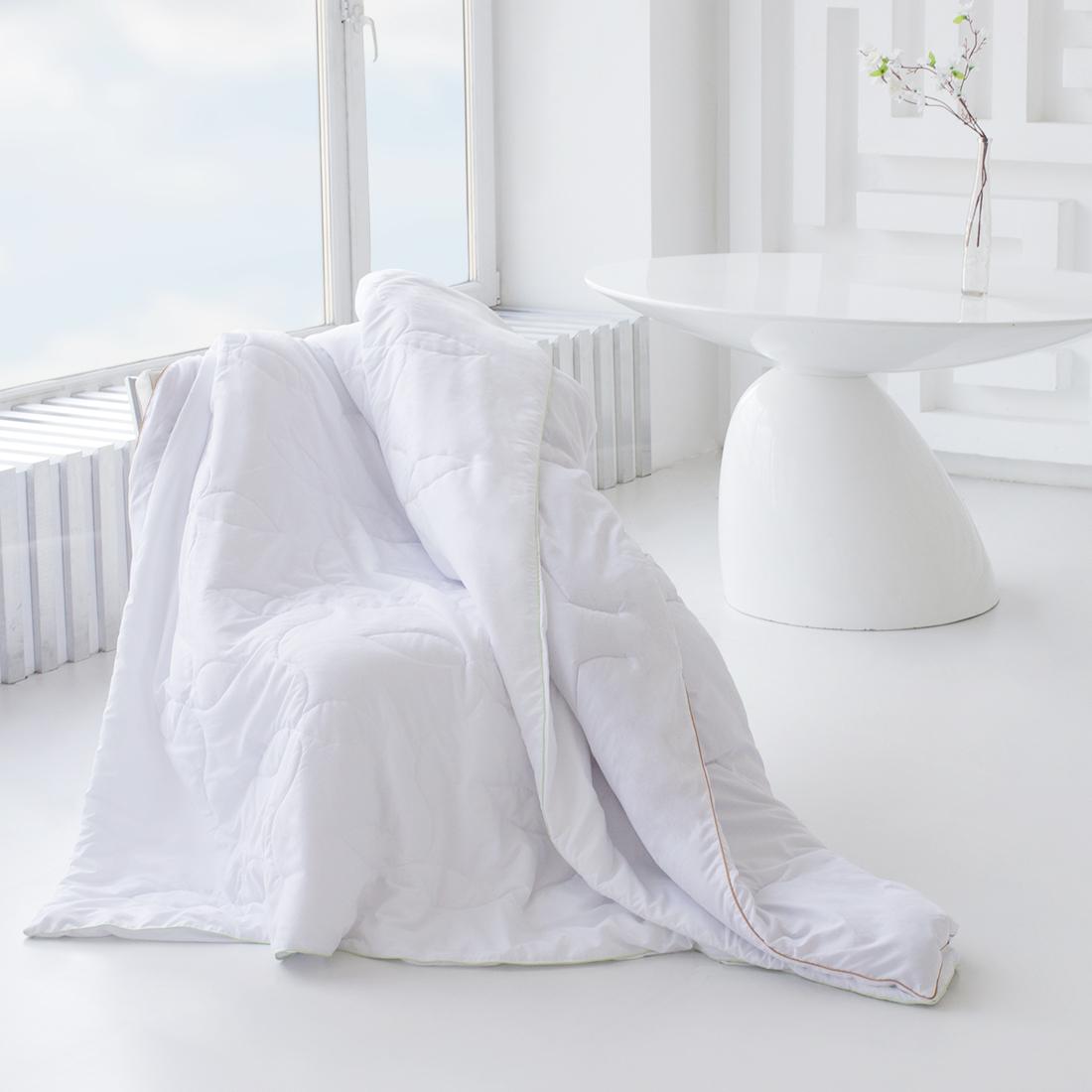 Комплект одеял Sleep iX, на магнитах 3 в 1, цвет: белый, 175х205 см