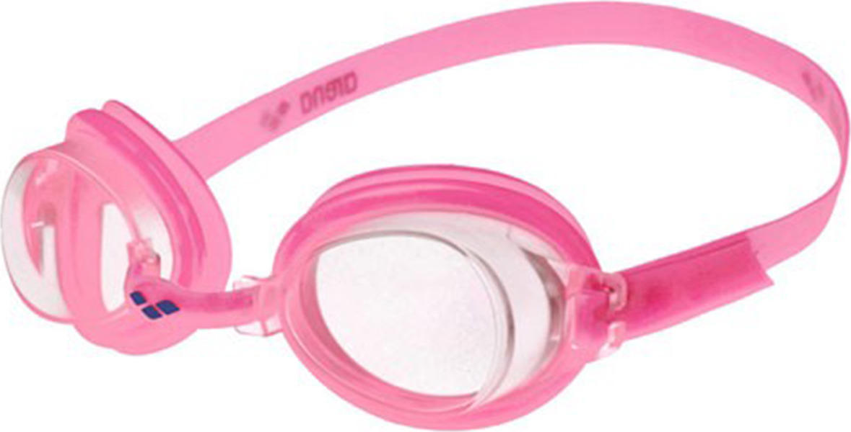 цена на Очки для плавания детские Arena Bubble 3 Jr, цвет: розовый. 92395 91