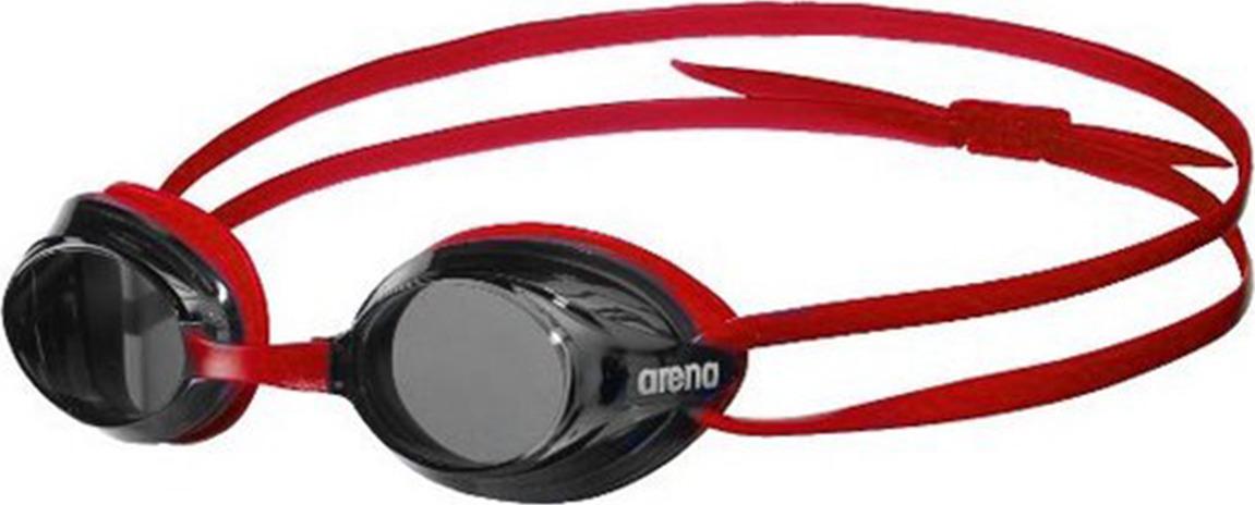 Очки для плавания Arena Drive 3, цвет: красный, дымчатый. 1E035 54 недорго, оригинальная цена