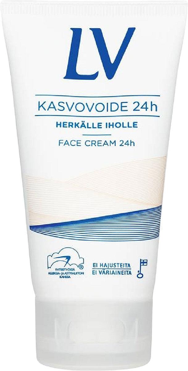 Увлажняющий крем для лица LV