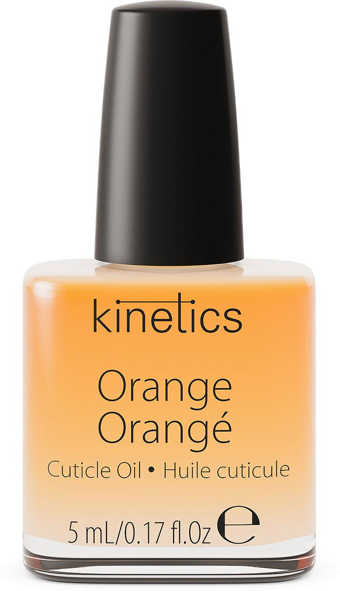 Масло для ногтей и кутикулы Kinetics Orange, 5 мл