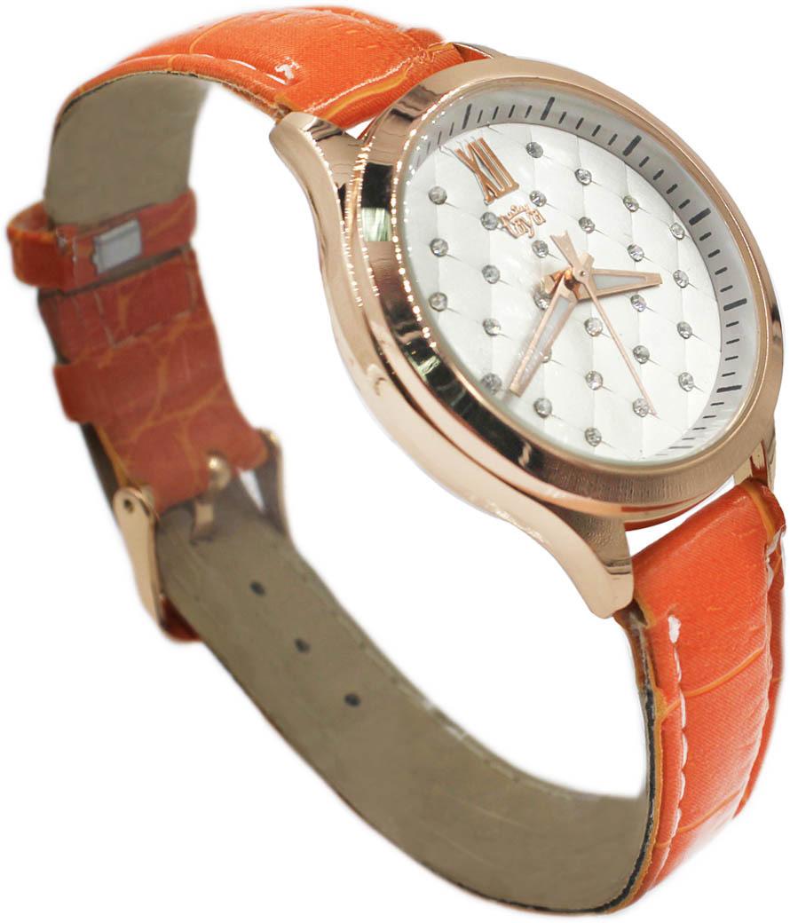 Часы наручные женские Taya, цвет: оранжевый. T-W-0060-WATCH-GL.ORANGE все цены