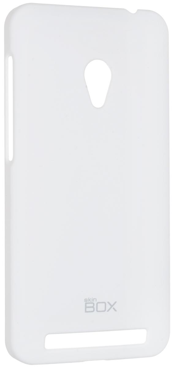 Skinbox 4People чехол для Asus ZenFone 4 (A450CG), White skinbox 4people чехол для asus zenfone go zc451tg black