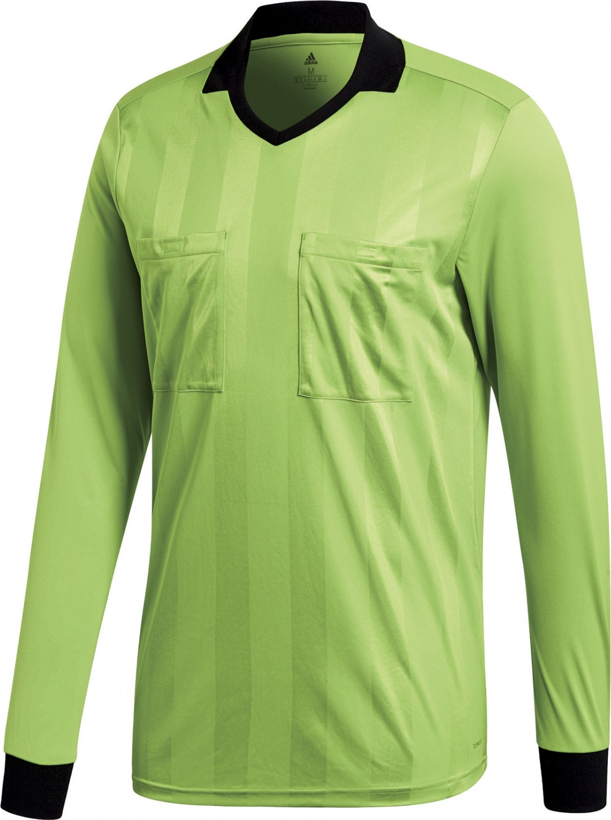 Лонгслив adidas Ref18 Jsy Ls лонгслив мужской adidas ref18 jsy ls цвет зеленый cv6324 размер l 52 54