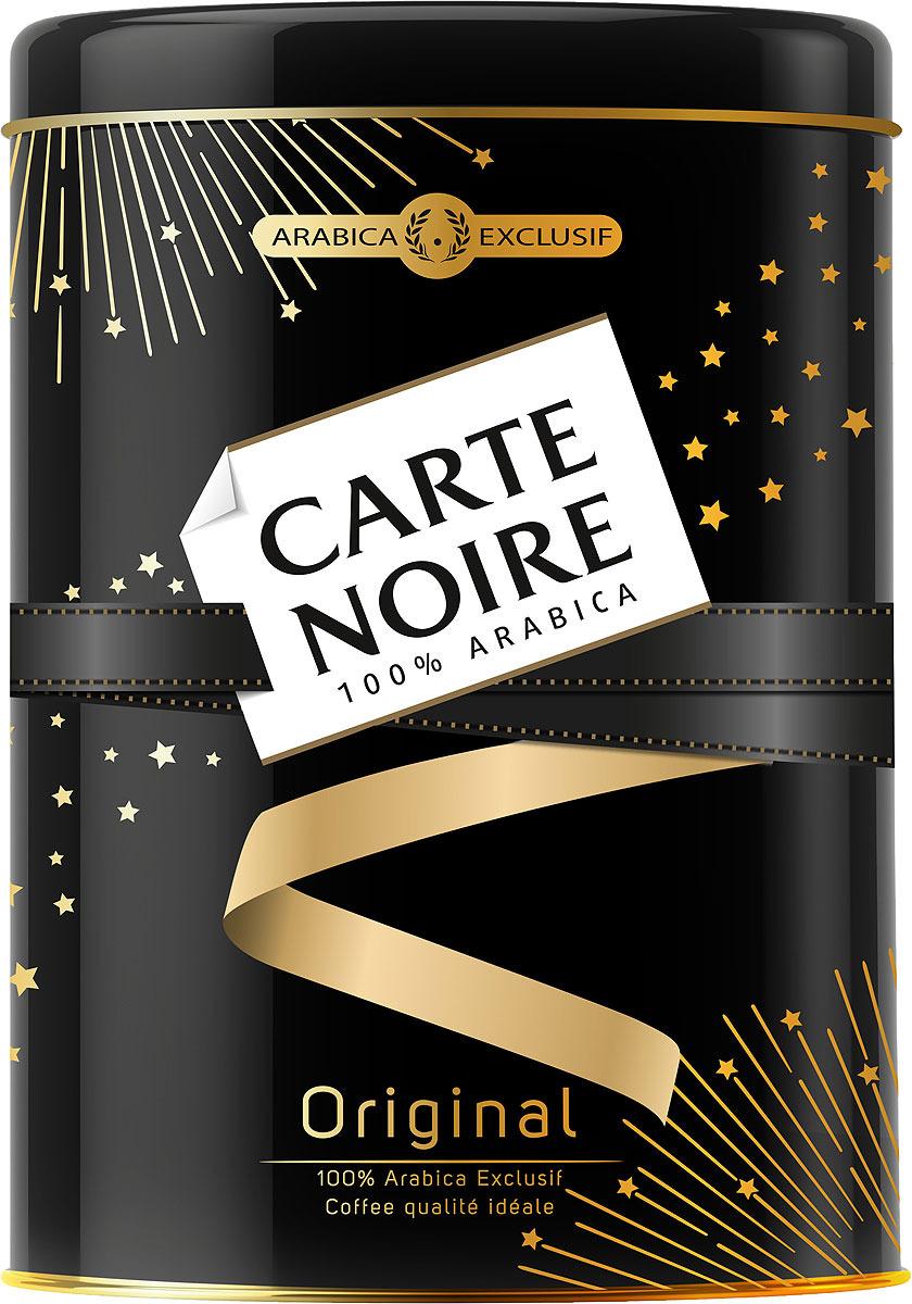Кофе натуральный растворимый сублимированный Carte Noire, в подарочной упаковке, 75 г кофе растворимый carte noire 150грамм [4251952]