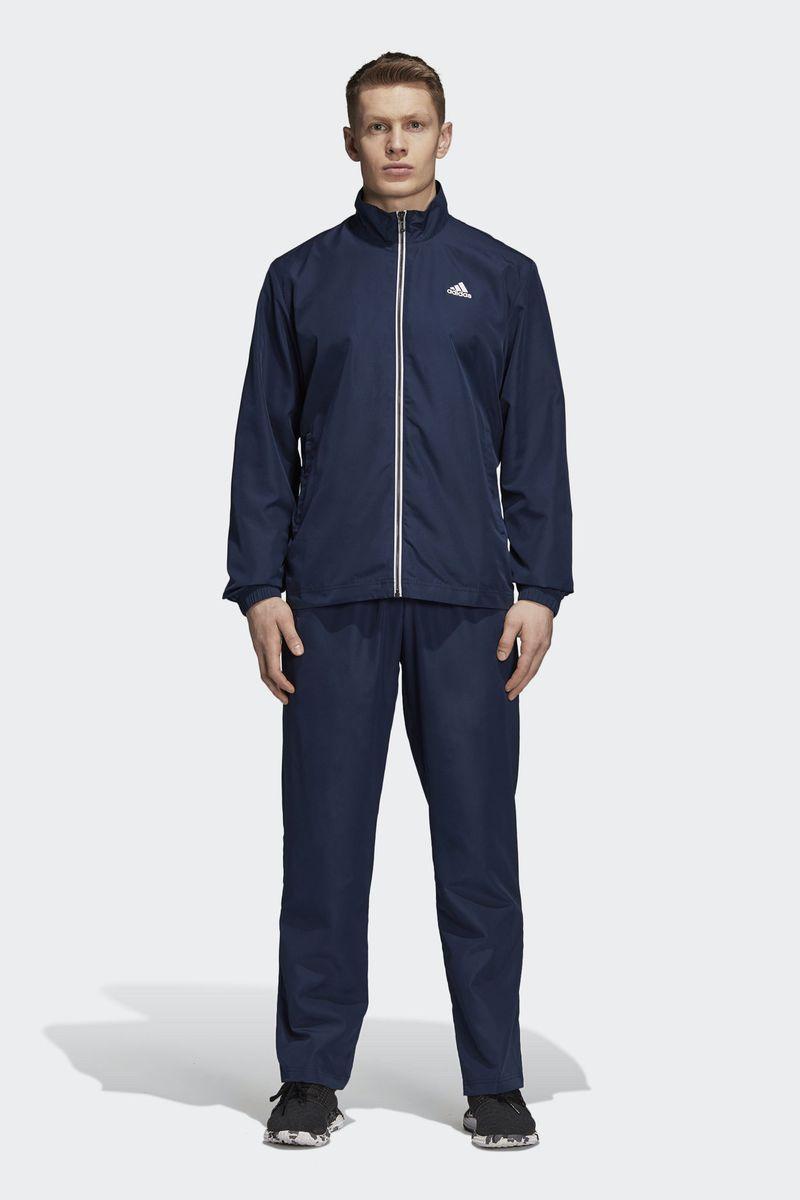 Спортивный костюм adidas спортивный костюм мужской adidas mts wv light цвет черный dv2466 размер s 44 46