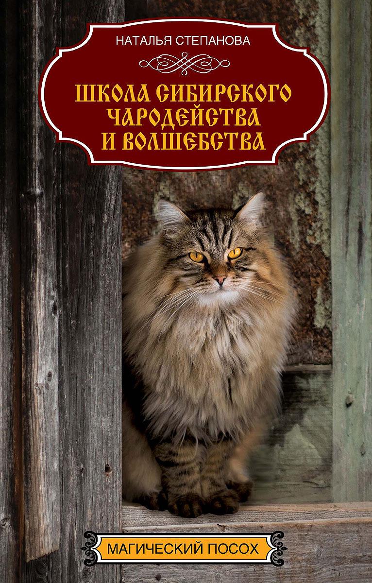 Наталья Степанова Школа сибирского чародейства и волшебства