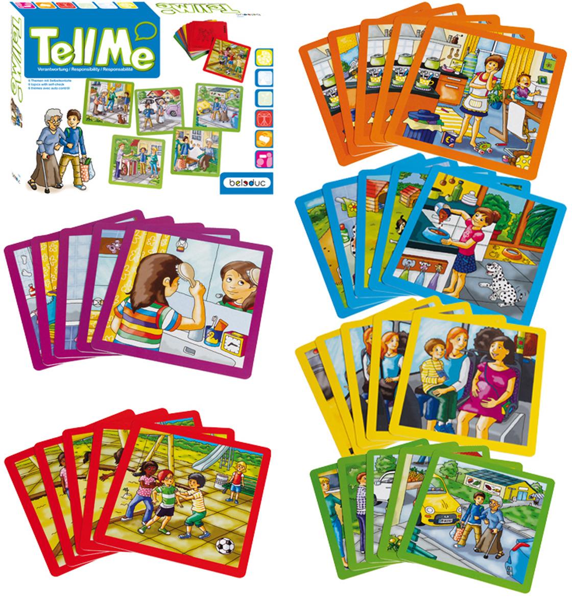 Beleduc Обучающая игра Ответственность