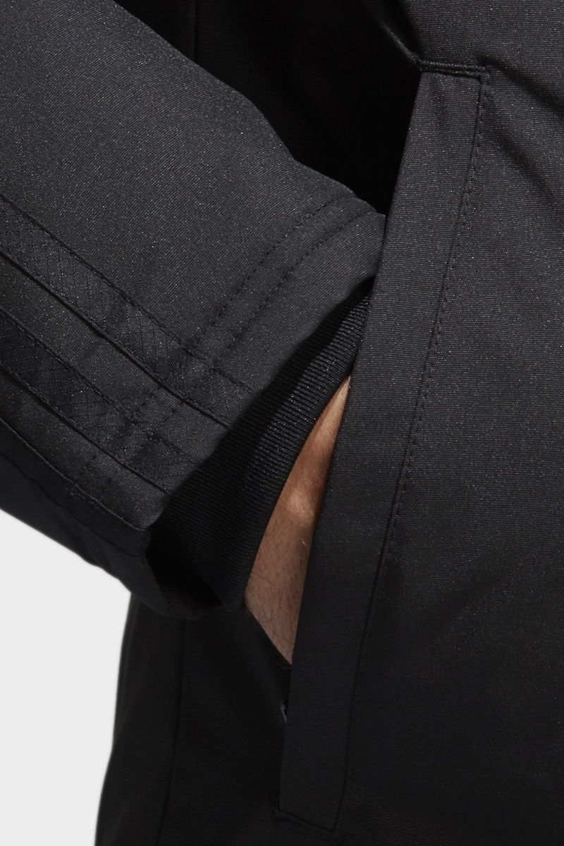 Купить Куртка мужская Adidas Jkt18 Std Parka, цвет: черный. BQ6594. Размер M (48/50) на XWAP.SU