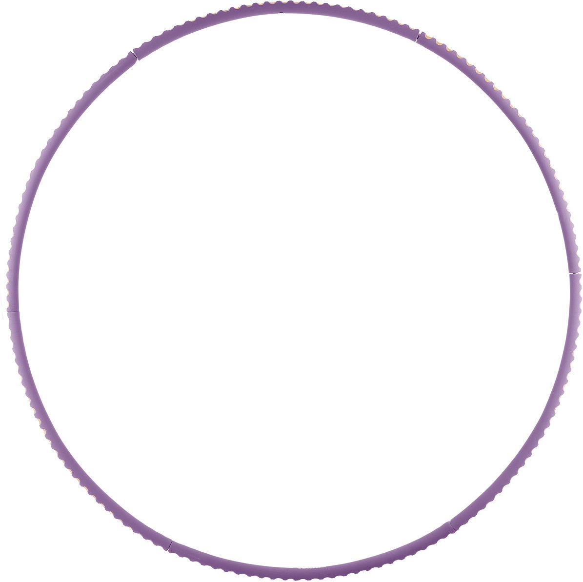Обруч для фитнеса Torneo, цвет: розовый torneo обруч массажный torneo magic bio