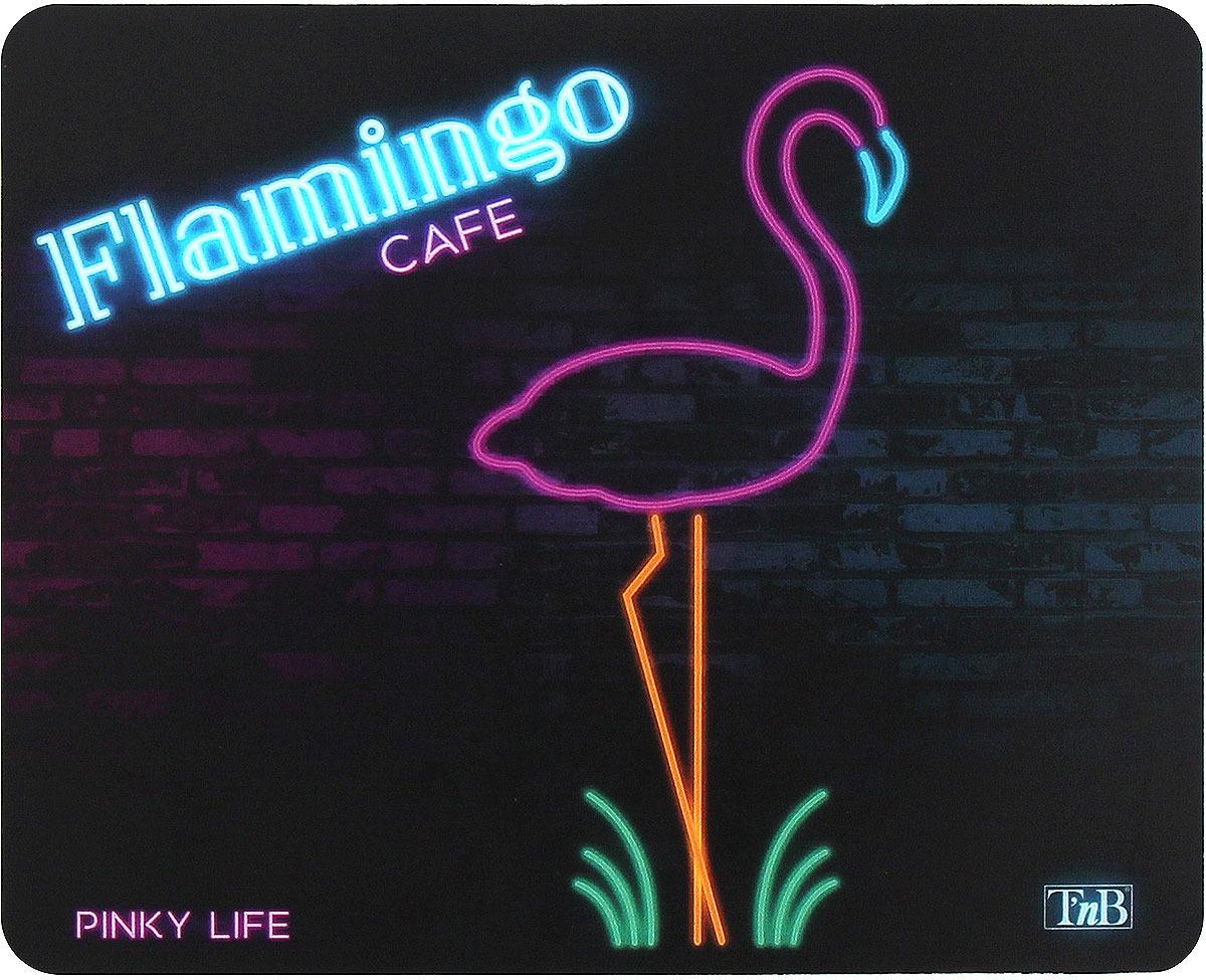 Коврик для мыши TNB TSNFLAMINGO Фламинго коврик для мыши tnb tsnburger бургер