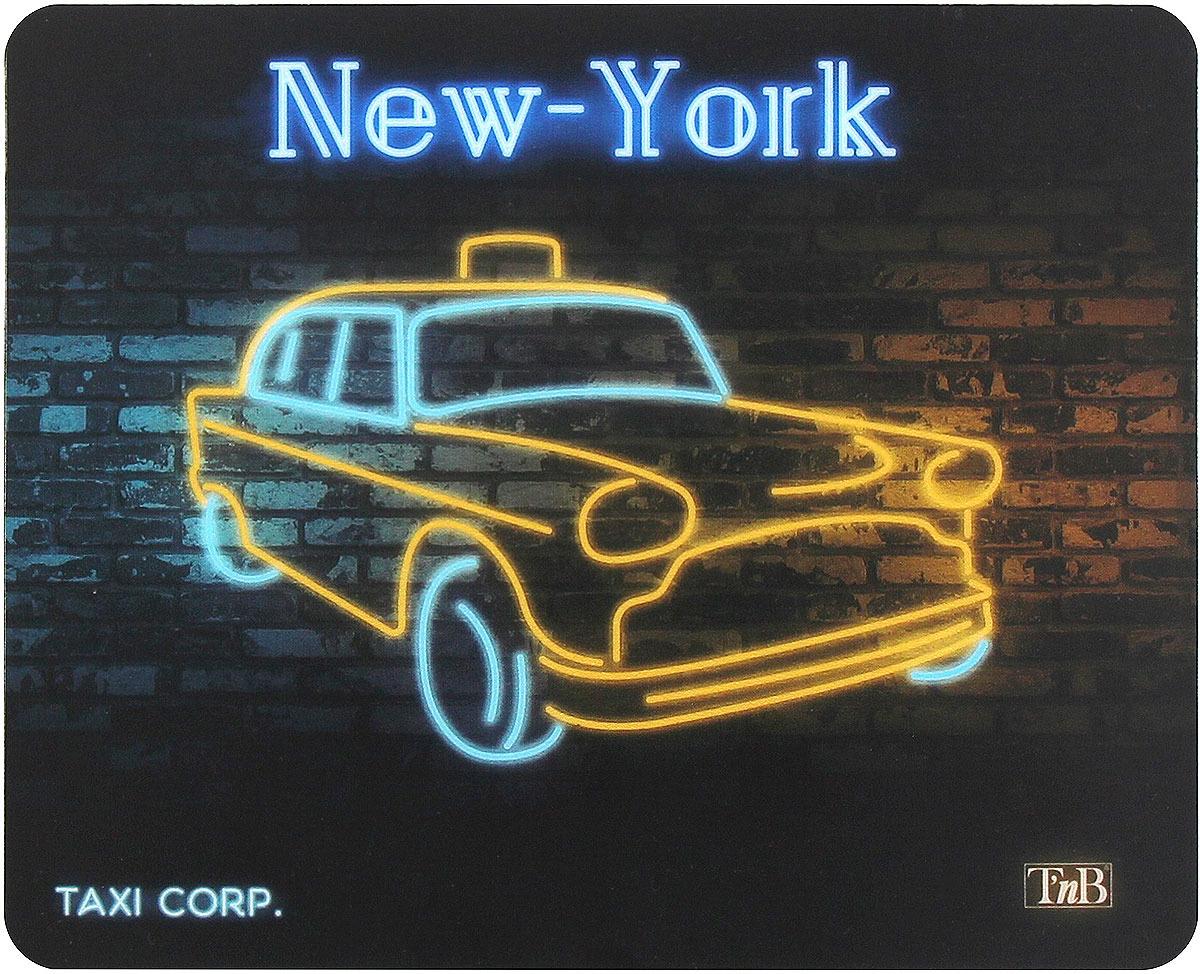 Коврик для мыши TNB TSNNY Такси Нью-Йорк коврик для мыши tnb tsnburger бургер