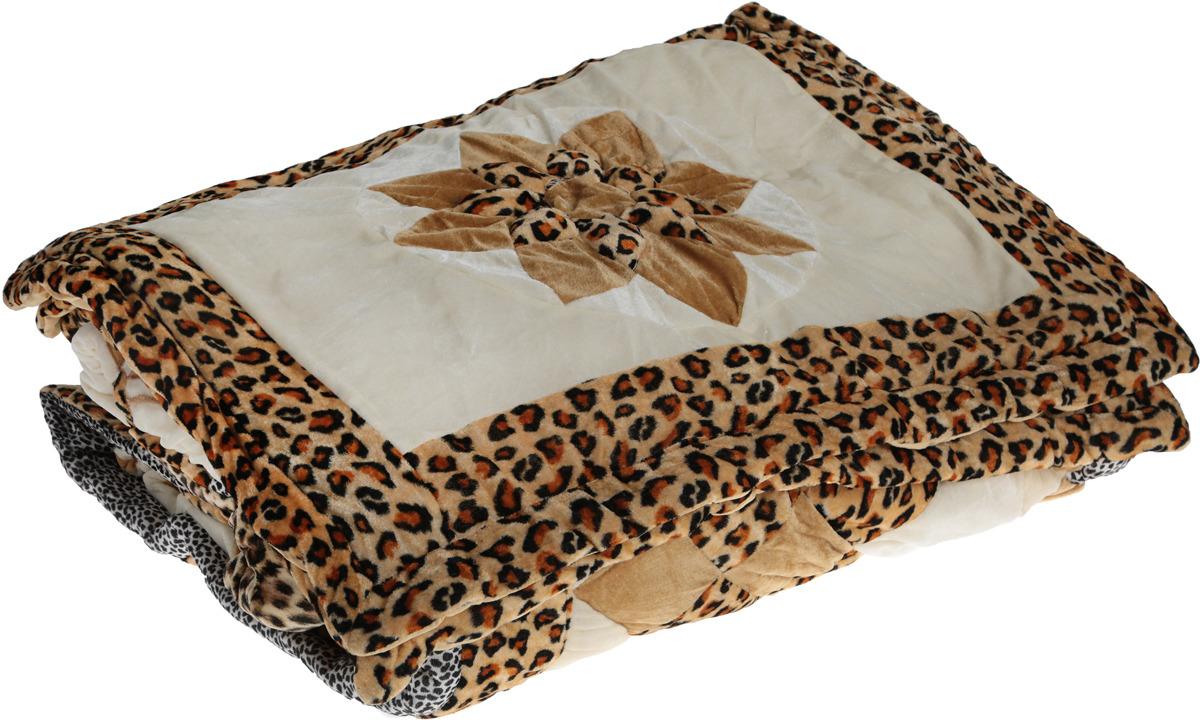 Покрывало с наволочками Tango леопард комплект для спальни сайлид twiggi покрывало 230 х 250 см 2 наволочки 50 х 70 см цвет голубой