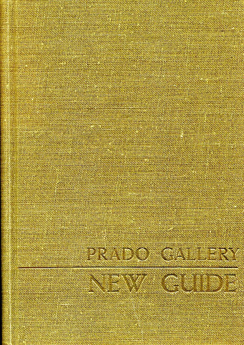 O.C. Paredes New Guide to the Prado Gallery
