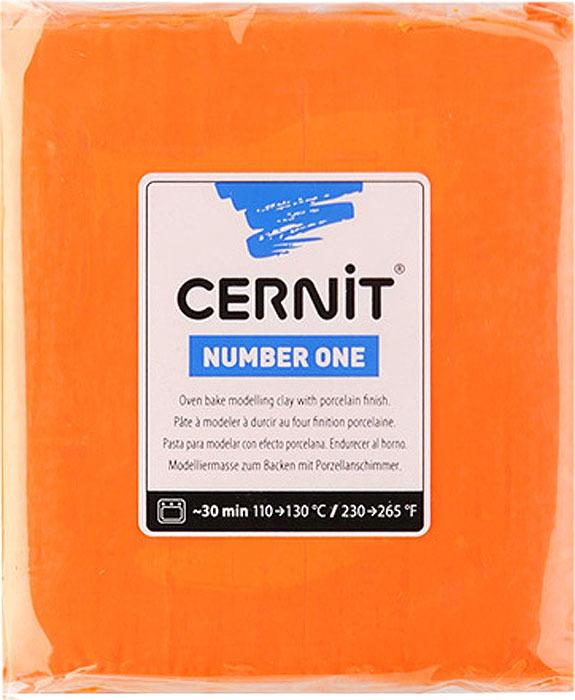 Глина полимерная Cernit №1, запекаемая, цвет: оранжевый, 250 г7717808_752 оранжевыйЦветная полимерная глина для лепки бижутерии, керамических цветов, декоративных фигурок и др. Пластична и податлива при разминании. Допускается смешивать с пластикой других цветов и производителей. Готовое изделие обжигать 10-30 мин. при температуре 110-130°C.Вес: 250 г.Перевозить при температуре от 0 до +25°C.