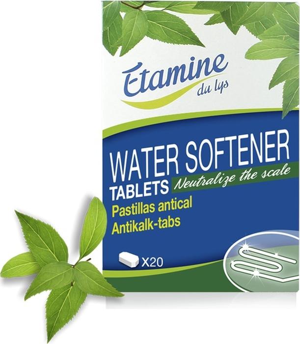 Таблетки от образования накипи и известкового налета Etamine du lys, экологичные, 300 г