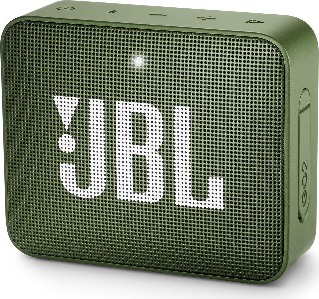 Беспроводная колонка JBL Go 2, Green беспроводная колонка jbl go 2 green