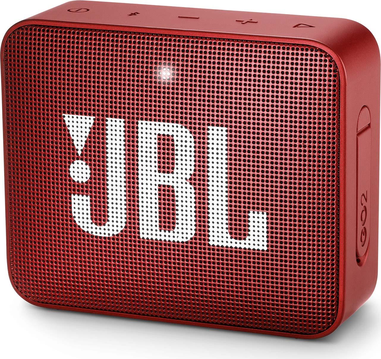 Беспроводная колонка JBL Go 2, Red беспроводная колонка jbl go 2 red
