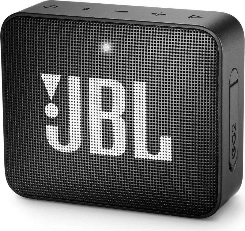 Беспроводная колонка JBL Go 2, Black