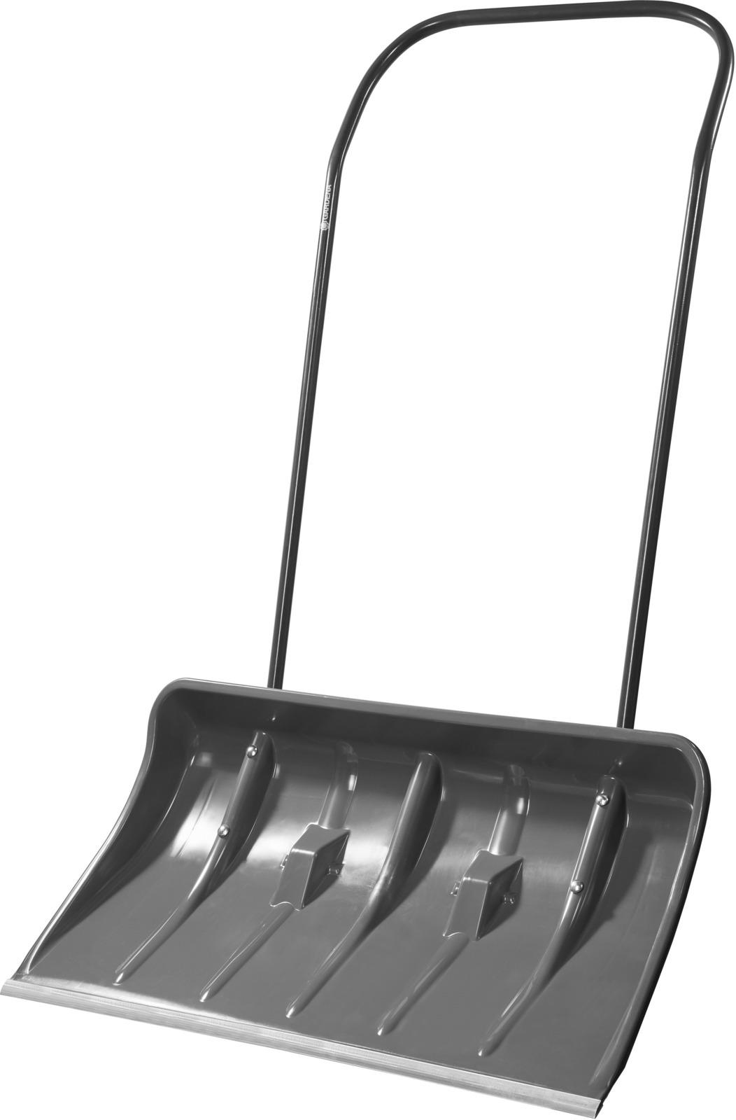 Лопата для уборки снега Gardena ClassicLine, цвет: бирюзовый, серый, 80 см