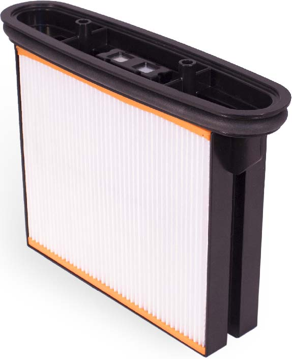 Фильтр складчатый Filtero FP 125 PET Pro для пылесосов Bosch, Hitachi, Metabo, Starmix промышленный пылесос starmix isp ipulse ardl 1635 ewsа 01 72 73