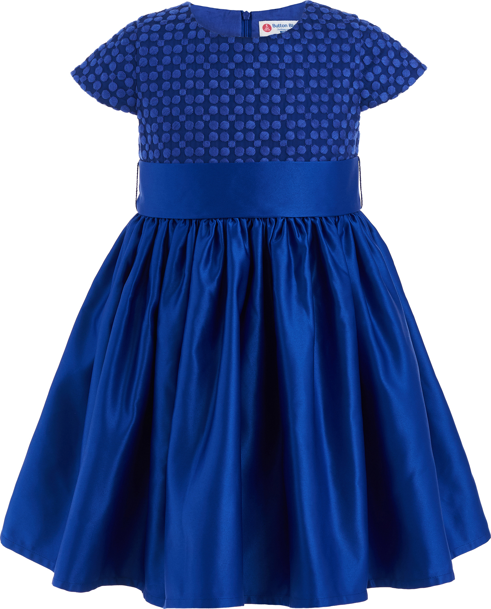 Платье Button Blue фляга elite bocia цвет желтый 350 мл