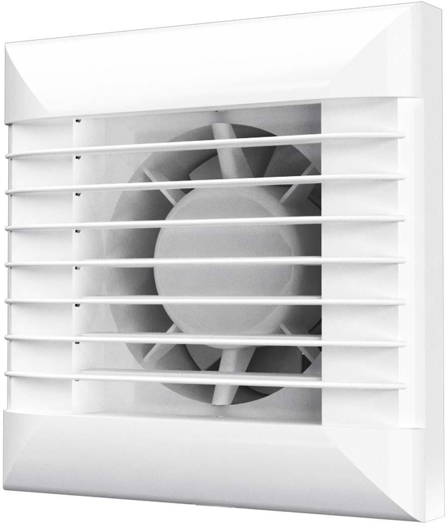 Вентилятор ERA EURO 5A-02 осевой вытяжнойEURO 5A-02Современный дизайн и эстетичный внешний вид.Для постоянной или периодической вытяжной вентиляции санузлов, душевых, кухонь и других бытовых помещений.Для монтажа в вентиляционные шахты или соединения с воздуховодами.Корпус и крыльчатка выполнены из высококачественного и прочного ABS-пластика, стойкого к ультрафиолету.Установлен двигатель на подшипниках скольжения.Двигатель оснащен защитой от перегрева.Крепление к месту монтажа осуществляется при помощи шурупов.Вентилятор с опцией А оборудован термоактюатором, который обеспечивает плавное открывание и закрывание автоматических жалюзи, предотвращающих обратную тягу.ВНИМАНИЕ! Плавное открытие и закрытие жалюзи происходит в течение 40 секунд после включения/выключения вентилятора.Вентилятор с опцией 02 - Включение/выключение и открытие/закрытие жалюзи осуществляется шнуровым тяговым выключателем.