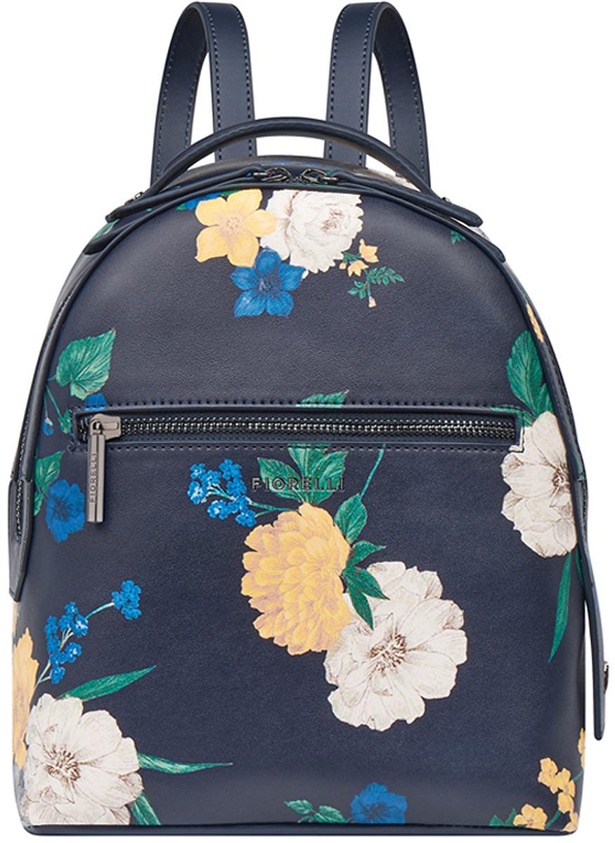 Рюкзак женский Fiorelli, цвет: синий. 0164 FWH Navy Print рюкзак женский fiorelli цвет светло бежевый 0133 fwh nude mix