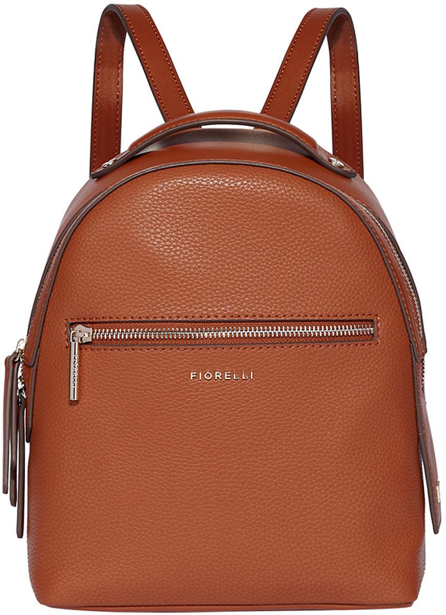 Рюкзак женский Fiorelli, цвет: коричневый. 0164 FWH Tan рюкзак женский fiorelli цвет светло бежевый 0133 fwh nude mix