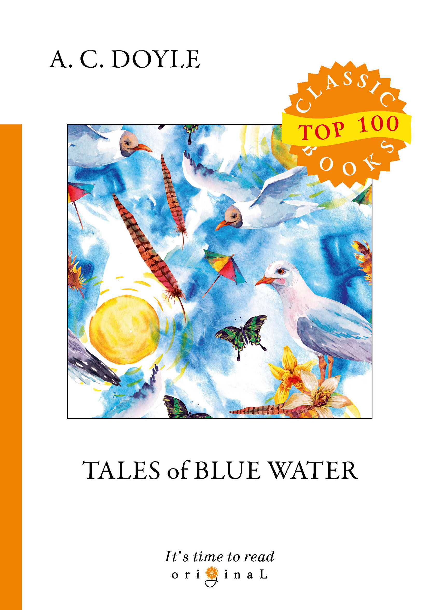 A. C. Doyle Tales of Blue Water a c doyle tales of the green flag