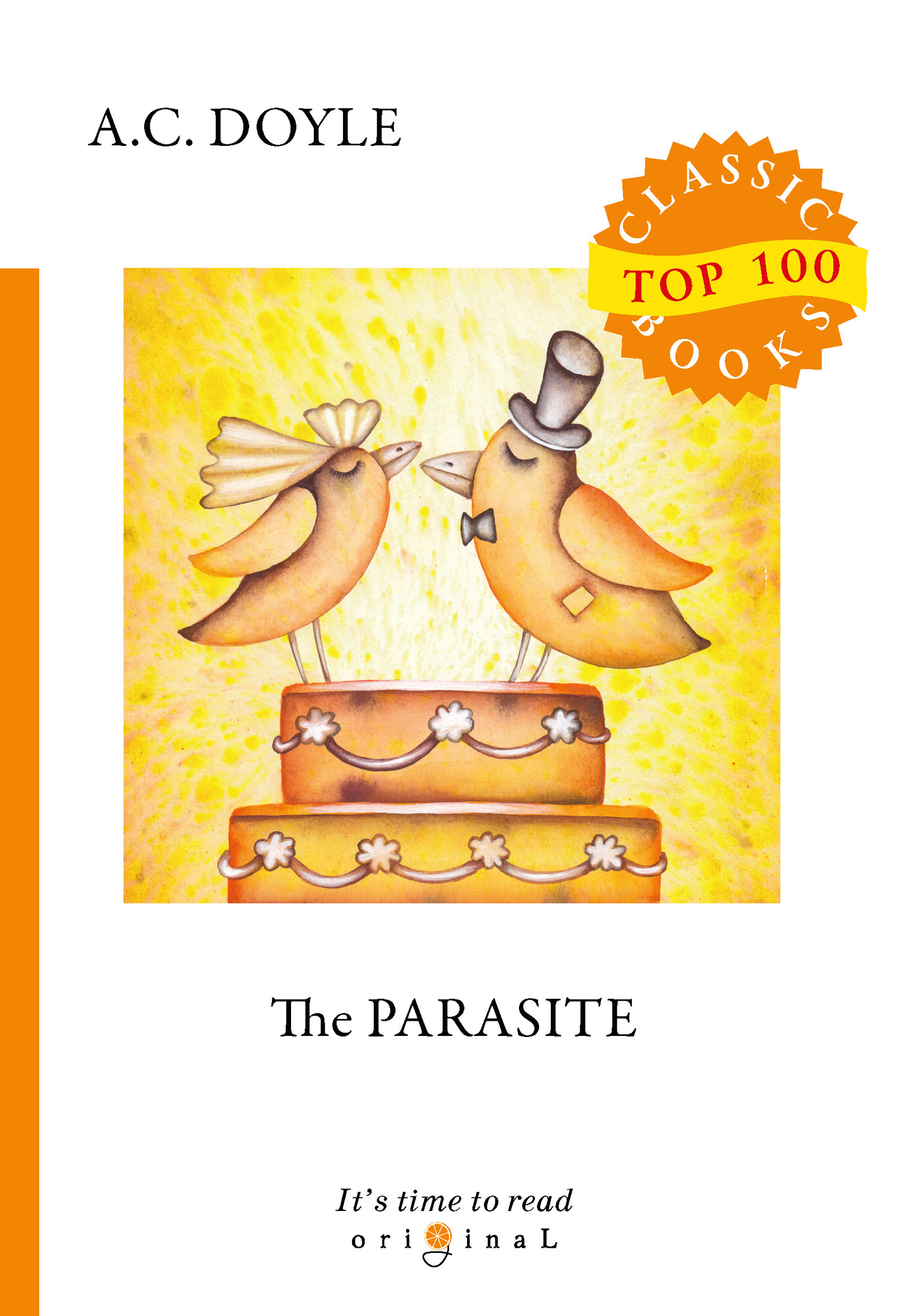A. C. Doyle The Parasite arthur conan doyle collected short stories iv the parasite