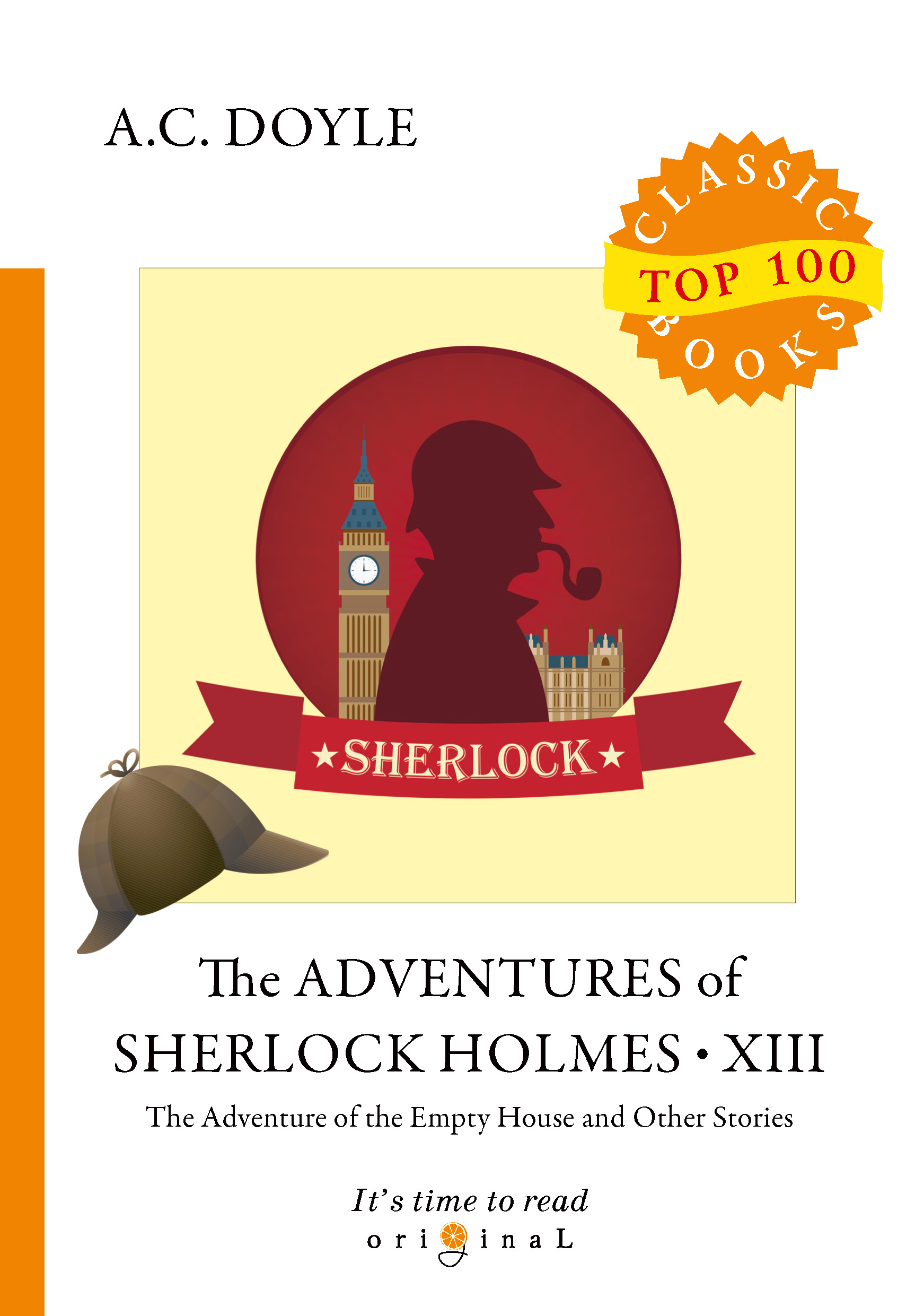 A. C. Doyle The Adventures of Sherlock Holmes XIII