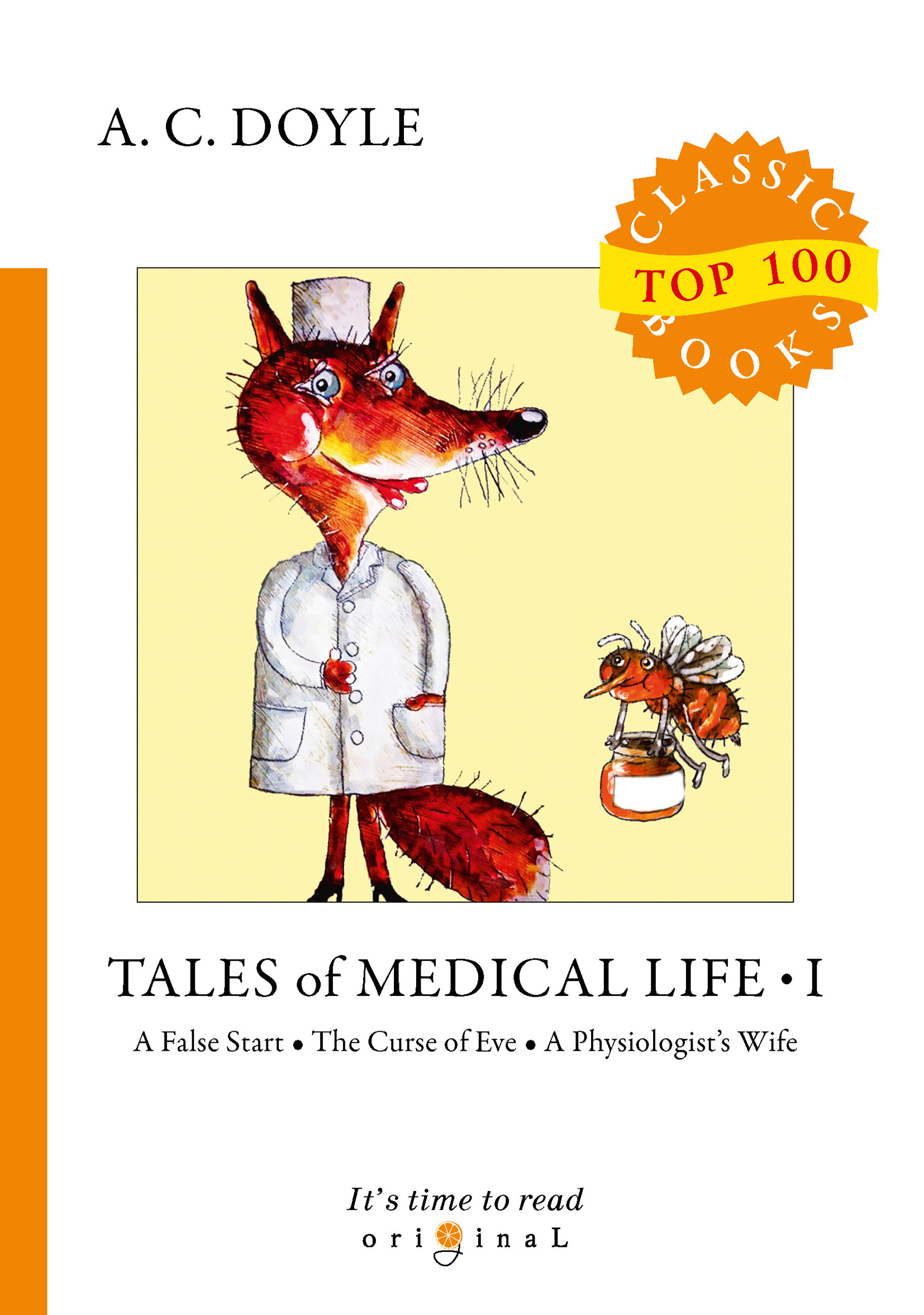 лучшая цена A. C. Doyle Tales of Medical Life 1