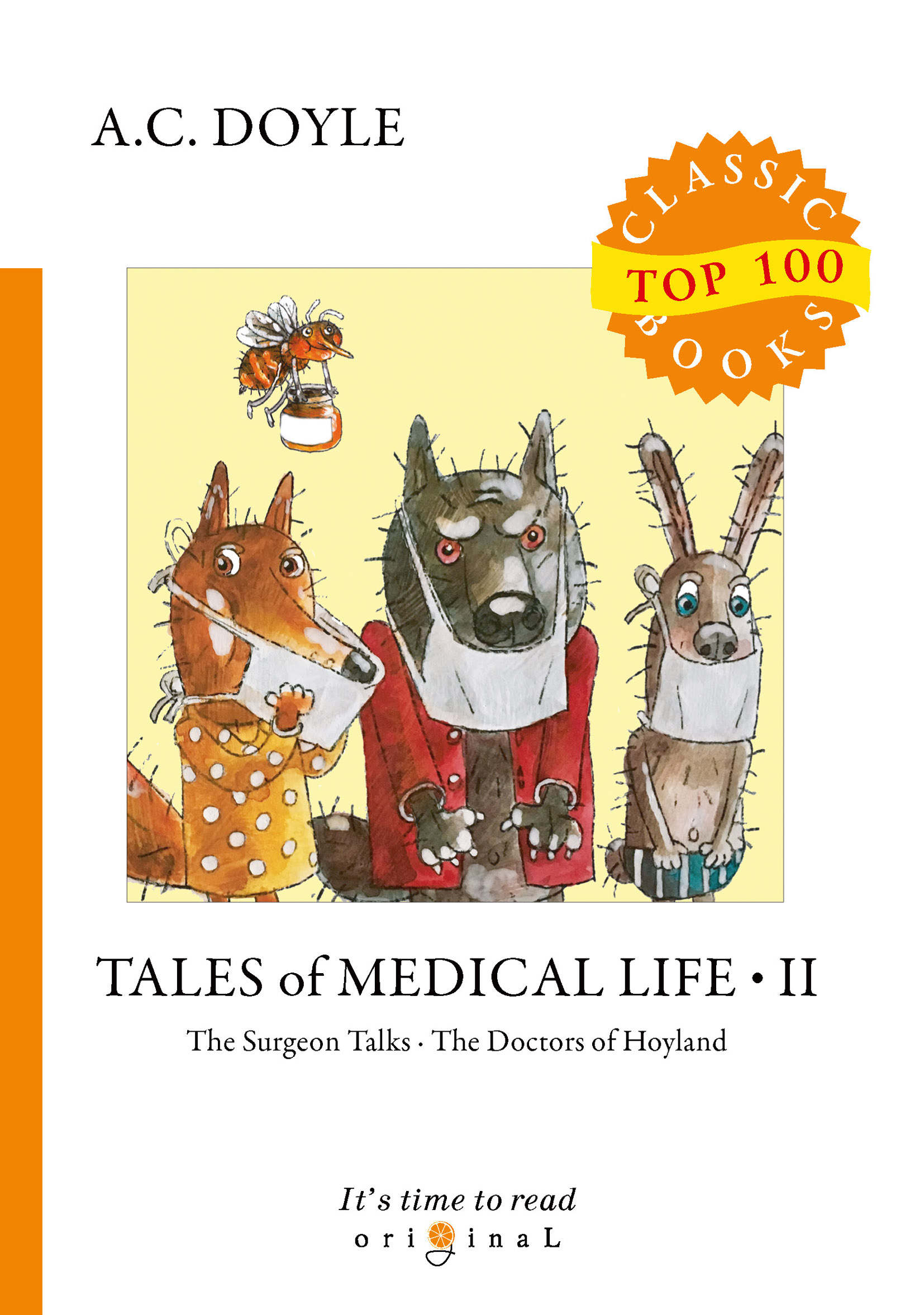 лучшая цена A. C. Doyle Tales of Medical Life II