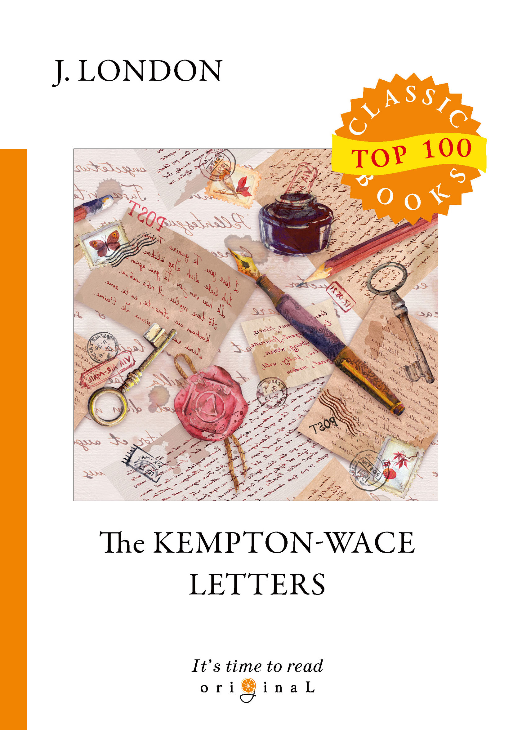 J. London The Kempton-Wace Letters jack london the kempton wace letters