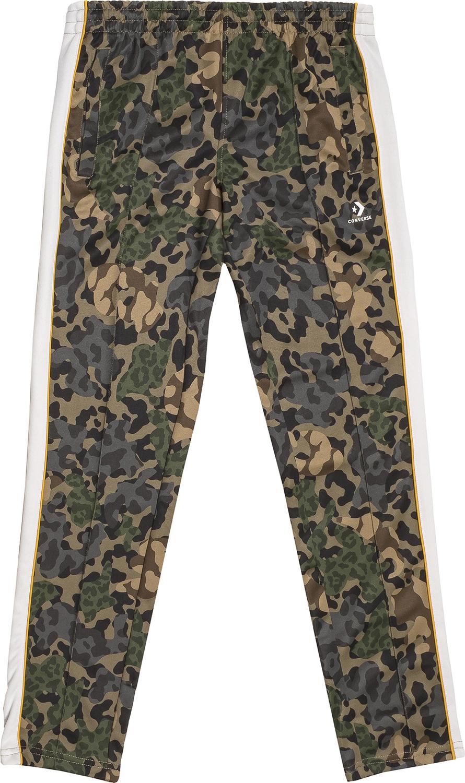 Брюки спортивные Converse Animal Camo Track Pant брюки женские converse sweater knit pant цвет черный 10007186001 размер s 44