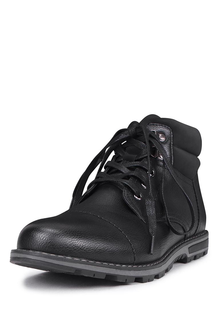Ботинки T.TACCARDI ботинки мужские зимние pd85 черный размер 44