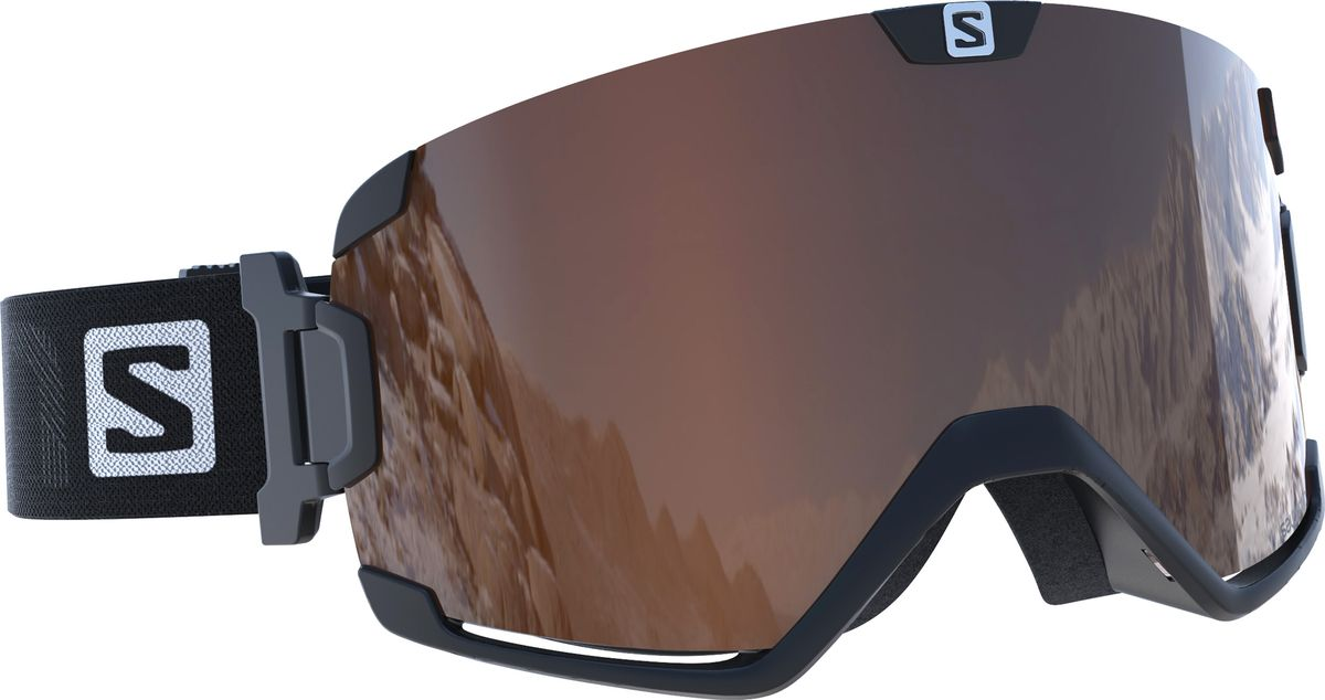 Маска горнолыжная Salomon Cosmic Access, цвет: черныйL39339900Cosmic - модель, которую ждали лыжники, катающиеся в корректирующих очках. Маска отлично сидит поверх корректирующих очков и не запотевает, несмотря на любые осадки или быстрые спуски. фильтры с многослойным покрытием обеспечивают оптимальную четкость. Возрадуйтесь, очкарики!Маска поверх корректирующих очков- Over The Glass Решение OTG для модели Cosmic не только обеспечивает удобную форму маски, которую можно носить поверх корректирующих очков, но и максимально уменьшает запотевание благодаря улучшенному потоку воздуха вокруг глаз.Эффективная циркуляция воздухаПродуманная и протестированная система вентиляции, обеспечивающая необходимый объем свежего воздуха, чтобы вывести насыщенный влагой воздух и уменьшить запотевание.Полная оптическая прозрачностьВысококачественные цилиндрические фильтры устраняют оптические искаженияS2 - для низкой облачности, VLT 22%.