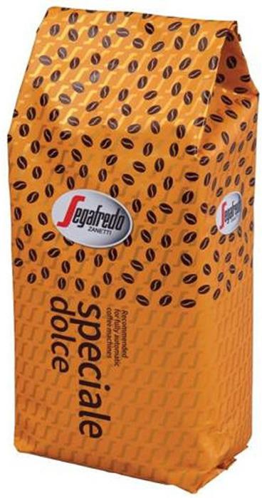 Кофе в зернах Segafredo Speciale Dolce, 1 кг кофейный набор кофе segafredo с кофейной парой чашек