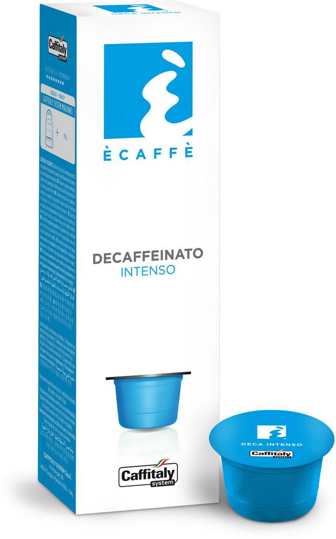 Кофе в капсулах Caffitaly System Ecaffe Intenso, 10 шт caffitaly s07 page 7